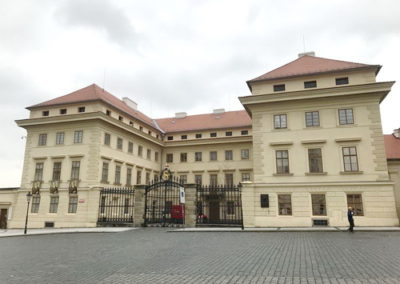 Thyssen-Bornemisza Art Contemporary Stiftung – Salm Palast Prag
